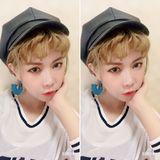 Mina looking someone in Suwon, Gyeonggi, Korea, South #7