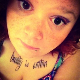 Beautyiswithin from Greensboro | Woman | 26 years old | Cancer