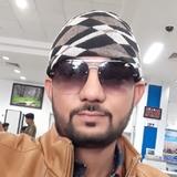 Raju looking someone in Kadi, State of Gujarat, India #4