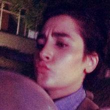 Milana looking someone in Azerbaijan #5