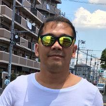 Mike looking someone in Chiba-ken, Japan #5