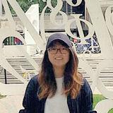Asian Women in Cambridge, Massachusetts #3