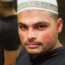 Malik looking someone in Saudi Arabia #4